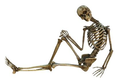 Smiling Skeleton
